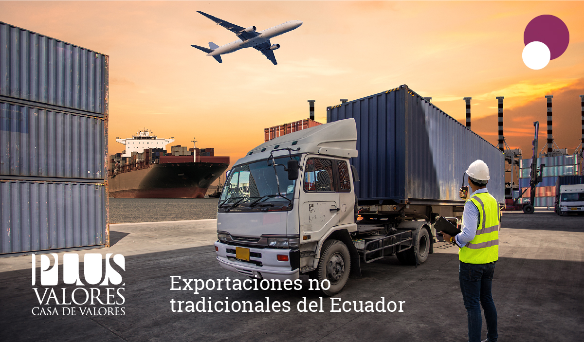 Exportaciones no tradicionales del Ecuador