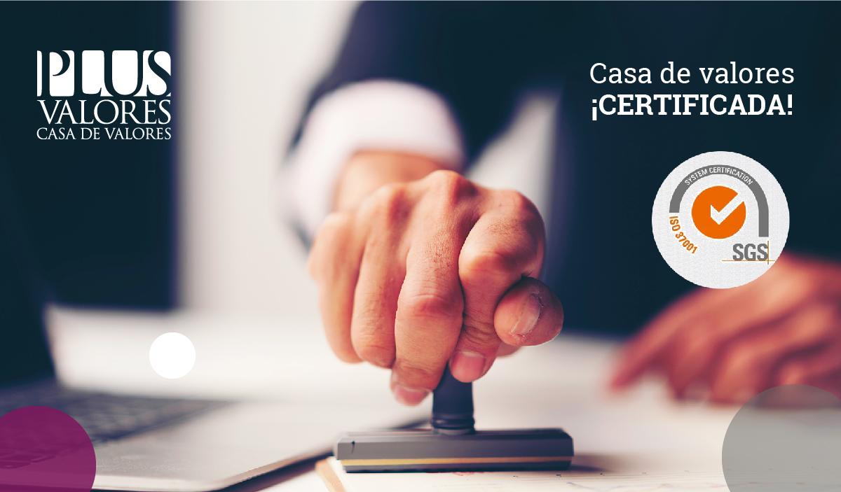 Certificación – ISO 37001:2016