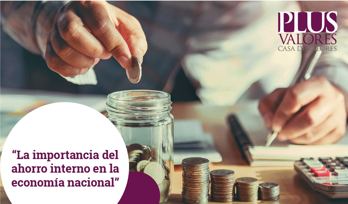 La importancia del ahorro interno en la economía nacional