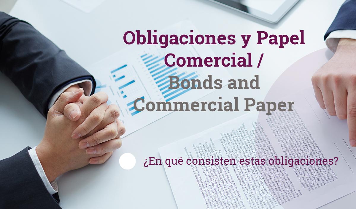 Obligaciones y Papel Comercial